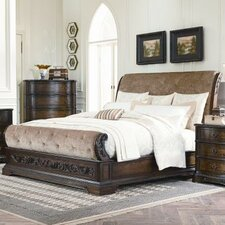 Pemberleigh Sleigh Bedroom Collection