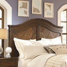 Thornhill Panel Arched Headboard