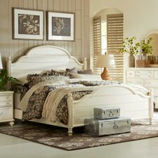 Haven Panel Bed