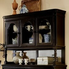 Haven China Cabinet Hutch