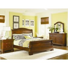 <strong>Legacy Classic Furniture</strong> Evolution Sleigh Bedroom Collection