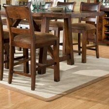 "Woodland Ridge 25"" Bar Stool (Set of 2)"