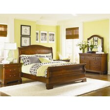 Evolution Sleigh Bed