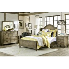 <strong>Legacy Classic Furniture</strong> Brownstone Village Panel Bedroom Collection