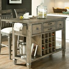 <strong>Legacy Classic Furniture</strong> Brownstone Village Kitchen Island