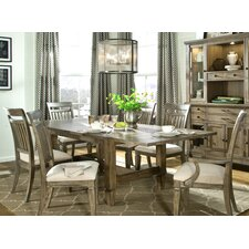<strong>Legacy Classic Furniture</strong> Brownstone Village Trestle Dining Table