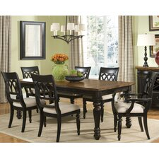 <strong>Legacy Classic Furniture</strong> Cottage Hill 7 Piece Dining Set