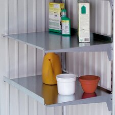 Deep 2 Piece Shelf Kit