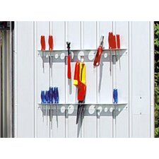 Tall Tool Hanger 4 Piece Set