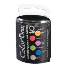 <strong>ColorBox</strong> Archival Dye Queue Pool Party Ink Pad