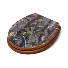 RealTree Camouflage Round Toilet Seat