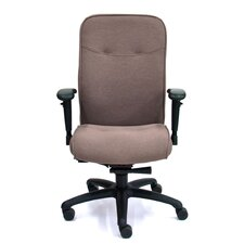 <strong>Lifeform</strong> Mid-Back Karlsen Executive Chair with Arms