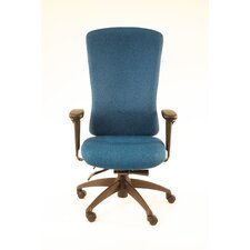 High-Back Jorge Management Executive Chair with Arms