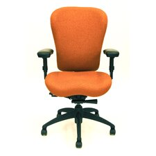 <strong>Lifeform</strong> High-Back Eclipse Executive Chair with Arms