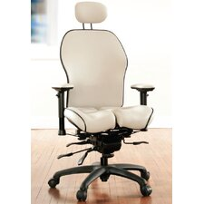 High-Back CORE-FLEX Executive Chair with Arms