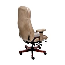 High-Back Affari Executive Chair with Arms