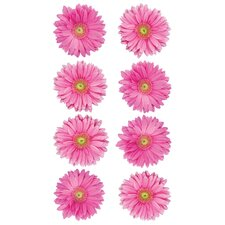 Sticko Photo Gerbera Sticker