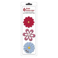 Dressup Flowers Brad (Set of 6)
