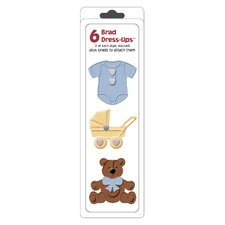 Dressup Baby Boy Brad (Set of 6)