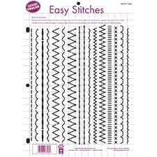 Easy Stitches Template