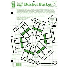 Bushel Basket Template