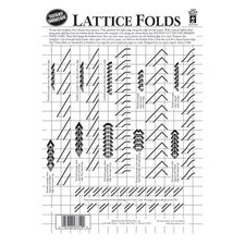 Lattice Folds Paper Template
