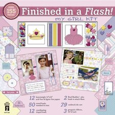 My Girl Scrapbook Kit