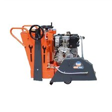 10.2 HP Floor Saw with Diesel Hatz Engine