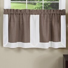 Gramercy Tier Curtain (Set of 2)