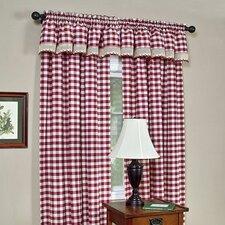 Buffalo Check Window Treatment Collection