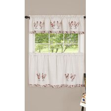 Henny Tier Curtain