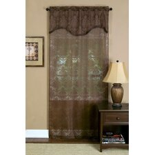 <strong>Achim Importing Co</strong> Dakota Curtain Single Panel