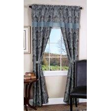 Logan Rod Pocket Curtain Panel Pair