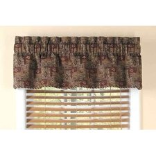 Aztec Tapestry Cotton Blend Curtain Valance