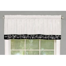<strong>Achim Importing Co</strong> Oakwood Curtain Valance
