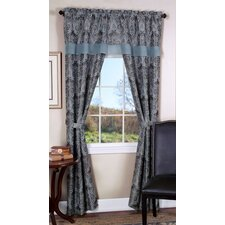 Logan Rod Pocket Curtain Panel Pair