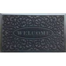 Swirl Welcome Mat