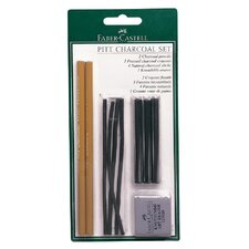 Faber-Castell Charcoal (Set of 4)