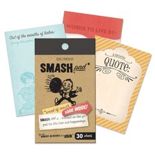 Smash Word Of Mouth Pad