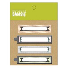 Smash Binder Spine Clips