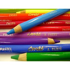 Pastel Color Pencil (Set of 12)