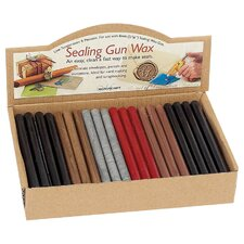 Decorative Sealing Gun Wax Display