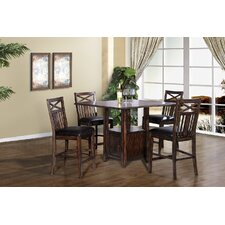 Augusta Counter Height Pub Table Set