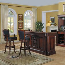 Monticello Home Bar Set