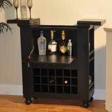 Nantucket Spirit Bar Cabinet