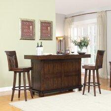 Complete Gettysburg Bar Table Set