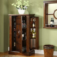<strong>ECI Furniture</strong> Dublin Old World Armoire Bar Cabinet