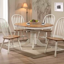 <strong>ECI Furniture</strong> Rustic Oak Dining Table