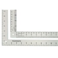 Designer L-Square Ruler