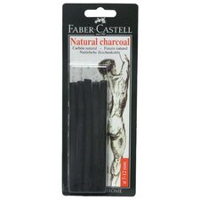 Charcoal Sticks (Pack of 6)